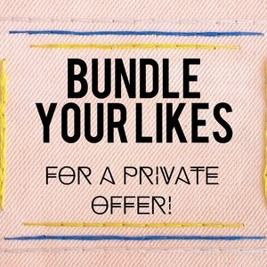 Or try a private offer just for you ✌